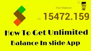 Hack Slide App And Get Unlimited Balance 100% Works