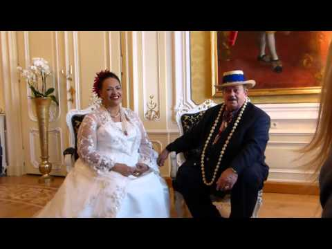 Hotel Imperial Vienna - Interview with Hokulani and Larry de Rego