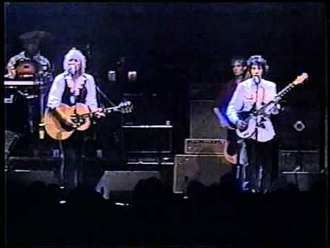 Tom Petty The Heartbreakers Walls Live Youtube