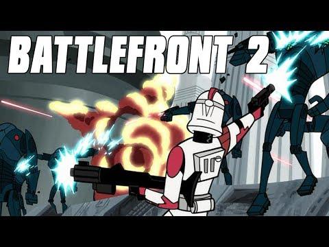Star Wars Battlefront II Multiplayer Battle Of Coruscant