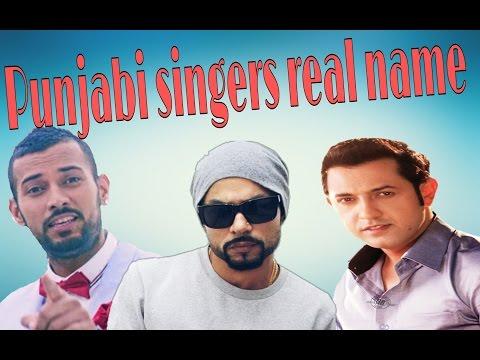 10 Famous Punjabi Singers Real name