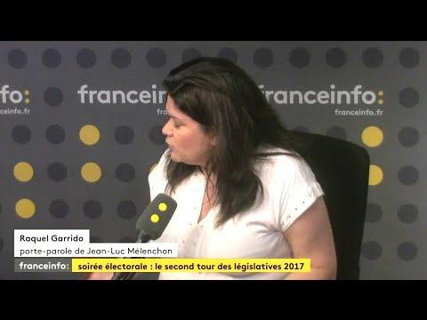 "Raquel Garrido parle de ""triche"" dans la circonscription de Manuel #Valls"