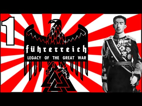 HOI4 Führerreich: Supremacy Of The Empire Of Japan 1