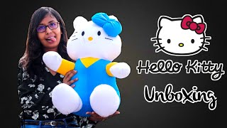 Hello Kitty Soft Toy Unboxing Hello Kitty Toys In Hindi Hello Kitty Doll Toys Collection