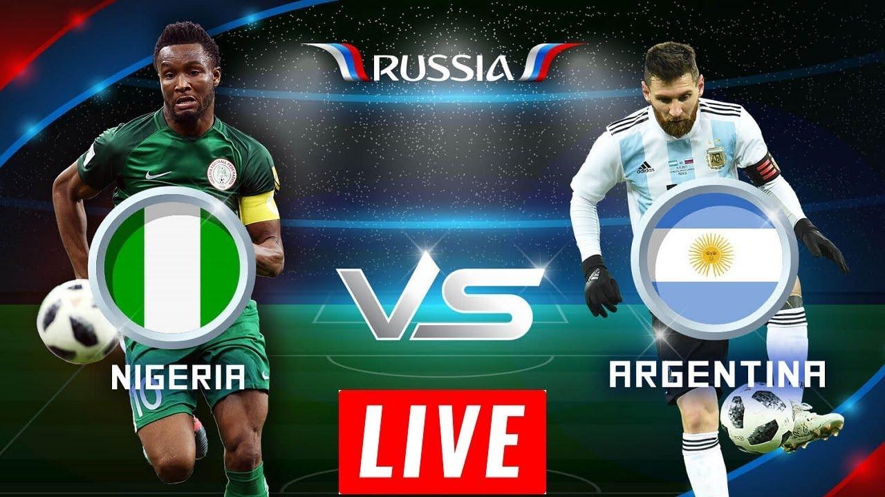 البث المباشر لمباراة الأرجنتين ونيجيريا | جميع القنوات الناقلة | كأس العالم 2018
