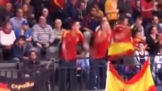 Чемпионат Европы. 1/2 финала Россия-Испания 4:3
