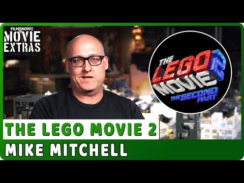 """THE LEGO MOVIE 2 