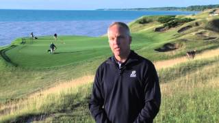 PGA Whistling Straits Maintenance Manager, Mike Lee