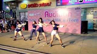 130628 Misstarn cover miss A - Bad Girl Good Girl @Hello! Korea by MBK & iTeen (Audition)