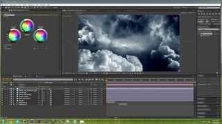 3D bulutlar oluşturma | After Effects CC Öğretici