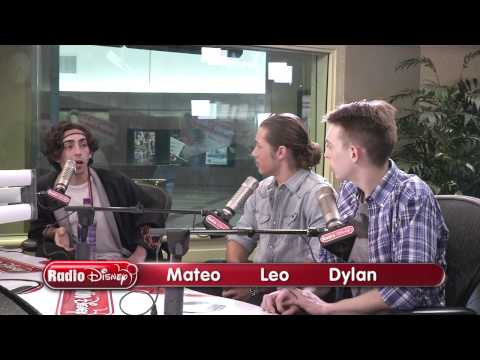Kickin' It - Life On The Set | Radio Disney Insider | Radio Disney