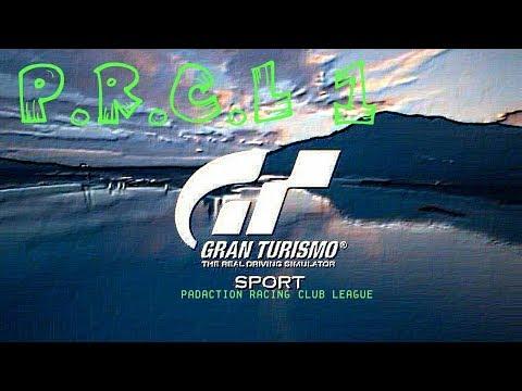 GT Sport | P.R.C.L 1 Meisterschaft | Rennen 4 Alsace  (Ohne Chat)