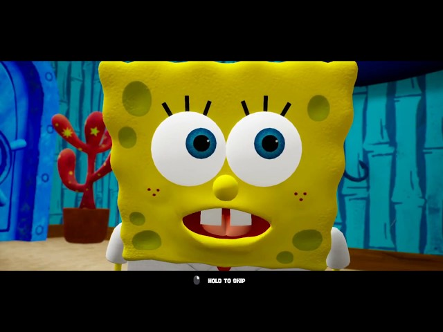 Let's Play: SpongeBob SquarePants: Battle for Bikini Bottom - Rehydrated