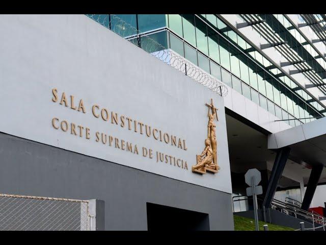 Recurso de Amparo y Sala Constitucional