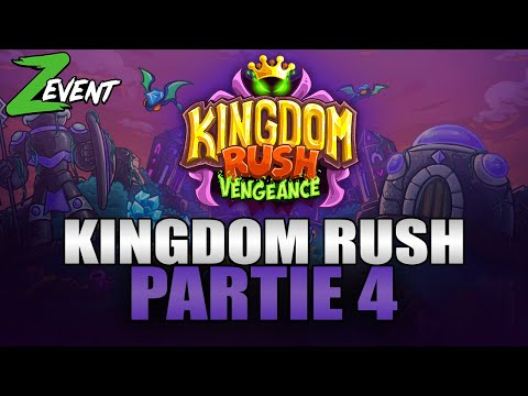 Vidéo d'Alderiate : [FR] ALDERIATE - ZEVENT 2020 - KINGDOM RUSH VENGEANCE - PARTIE 4