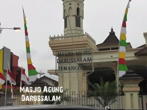 "Film Dokumenter Temanggung ""Histori and tour Temanggung"""