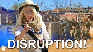 DISRUPTION | Biased Thoughts with Lomi Tahren (Milsim West: The Kazakh Revolution Part 2)