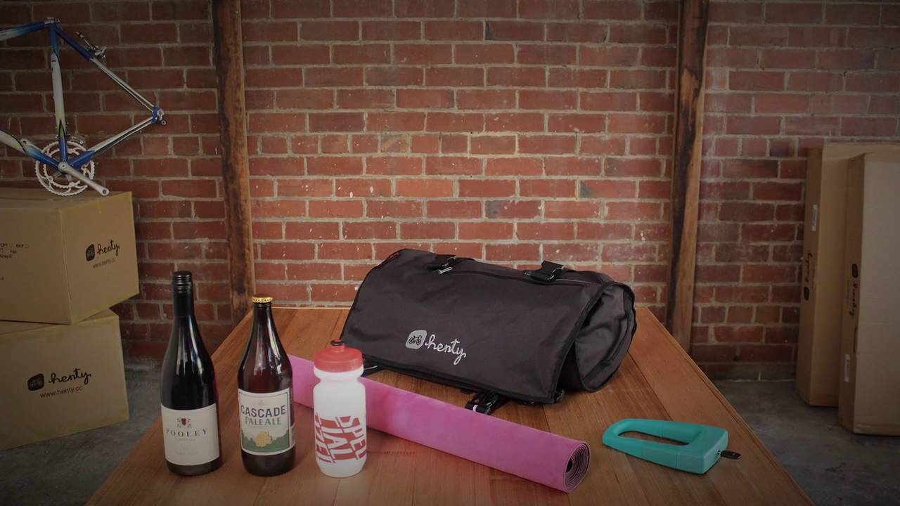 Henty Tube Day Pack Single Strap 15L - on eBags.com - YouTube 779c3be8fbe11