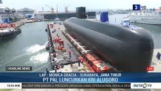 Download lagu Kapal Selam Pertama Buatan Indonesia Resmi Diluncurkan