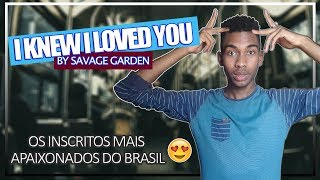 Musicando: I Knew I Loved You by Savage Garden