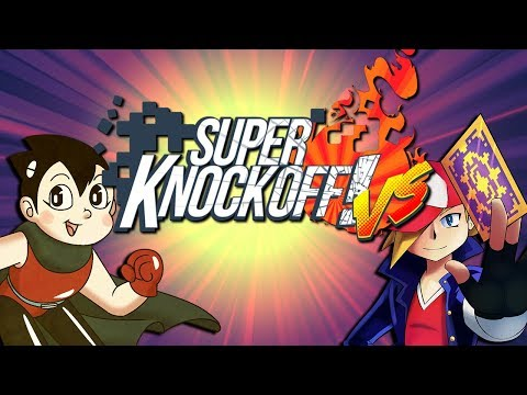 Super Knockoff! VS: Ace & Cosmo | Character Reveal