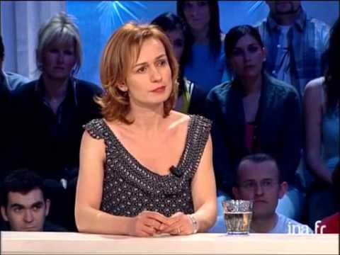 Interview  télévision Sandrine Bonnaire - Archive INA