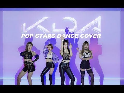 【BTSZD】'POP/STARS'—K/DA Dance Cover|Covered by BTSZD