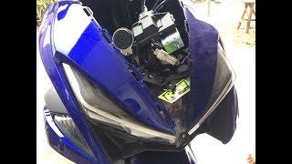 REV Immobilizer Yamaha Aerox 155      Alarm Yamaha Aerox 155