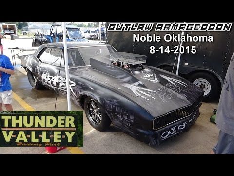 The Reaper: Racing at Thunder Valley in Oklahoma