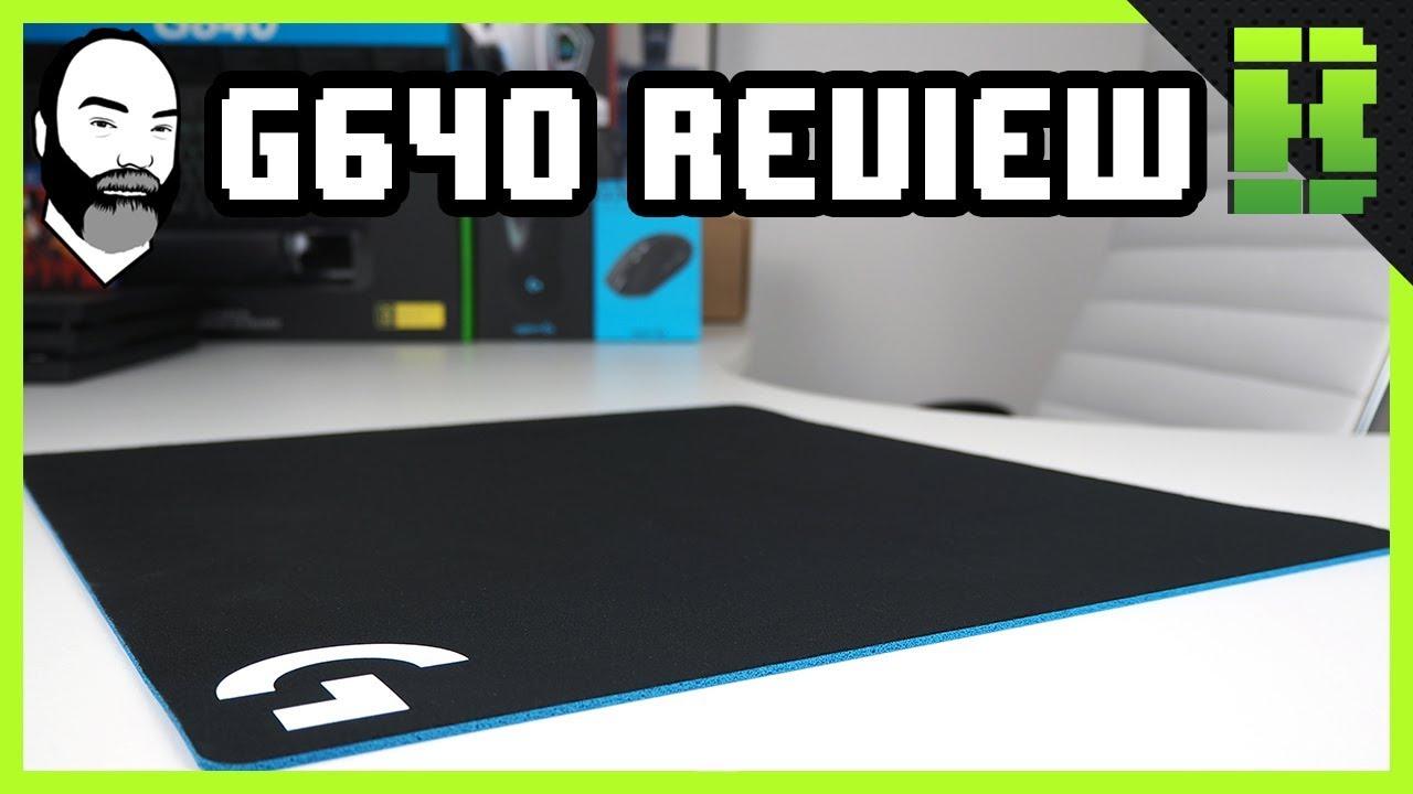 3d847077680 Logitech G640 Mousepad Review | Beardedbob