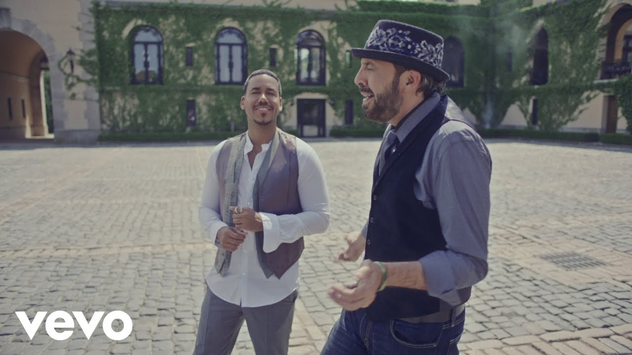 Romeo Santos Carmín Official Video Ft Juan Luis Guerra Youtube