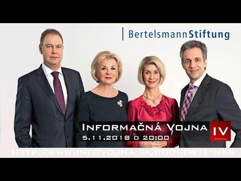 Informačná vojna 5.11.2018