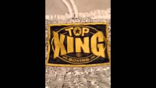 Top king v twins Muay Thai shorts