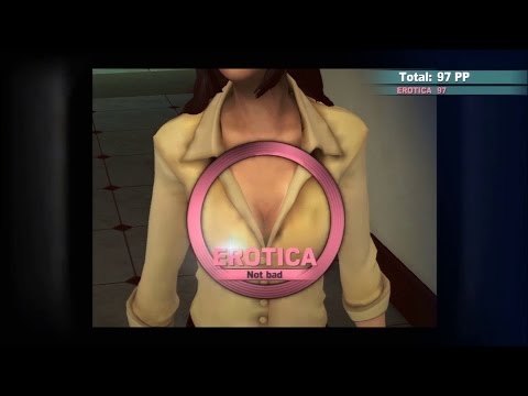 Dead Rising 2 Off the Record Photographing Rebecca |