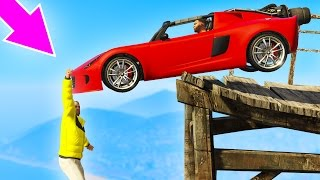 GTA 5 FUNNY MOMENTS - EXTREME STUNTS & FAILS COMPILATION FOR GTA 5