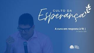 Culto Matinal | Rev. Marcio Cleib