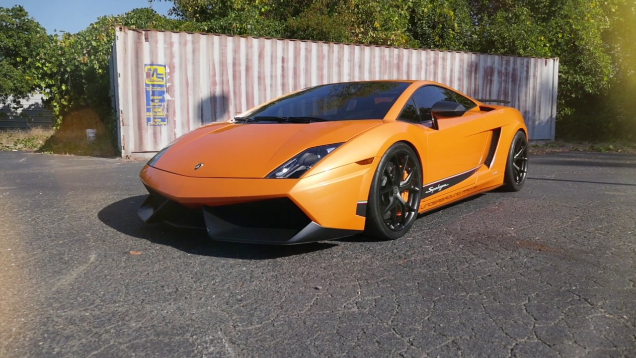 Underground Racing Twin Turbo Lamborghini For Sale Youtube