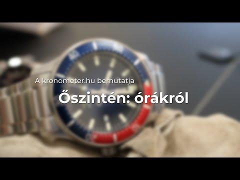 Őszintén: Órákról I Orient Star ISO-búvár & Óraipari kummantások