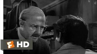 The Pawnbroker (4/8) Movie CLIP - Money Is the Whole Thing (1964) HD
