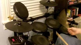 Pete Yorn & Scarlett Johansson - Blackie's Dead (Drum cover)