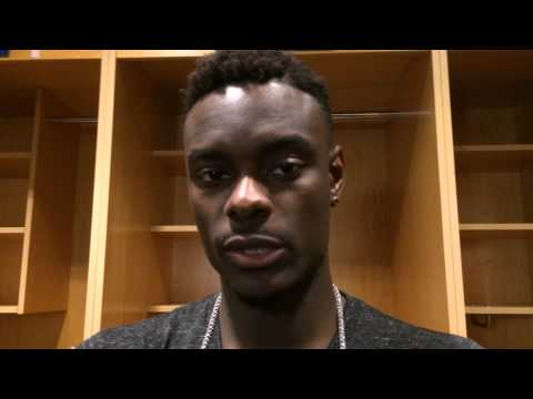 Postgame: Morrow in Dallas 10.10.14