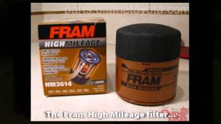 Toyota Tacoma Oil Filter Comparison Summary