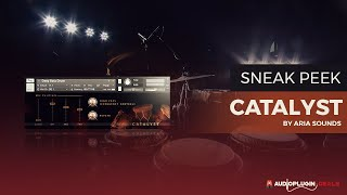Checking Out Catalyst Cinematic Drums by Aria Sounds!