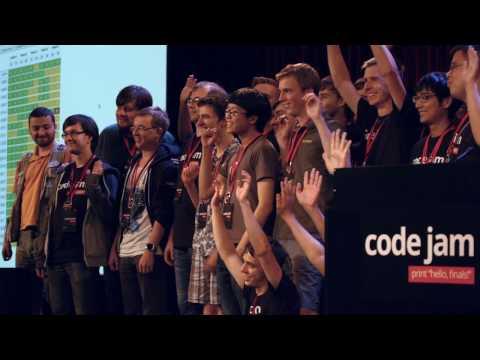 Google Code Jam 2017 Trailer