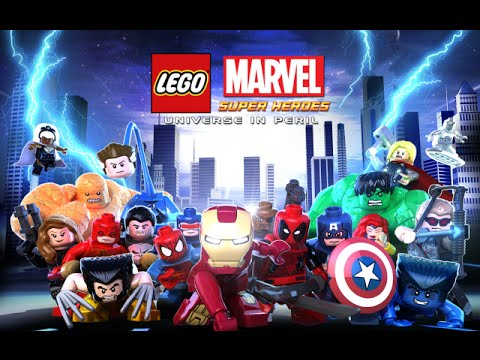 lego marvel super heroes l full movie film complet francais youtube. Black Bedroom Furniture Sets. Home Design Ideas