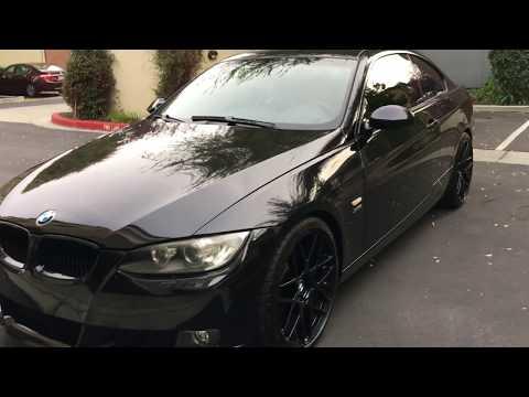 BMW 335i e92 Black 19