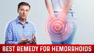 Best Remedy for Hemorrhoids