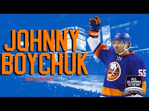 Johnny Boychuk 16-17 Highlights