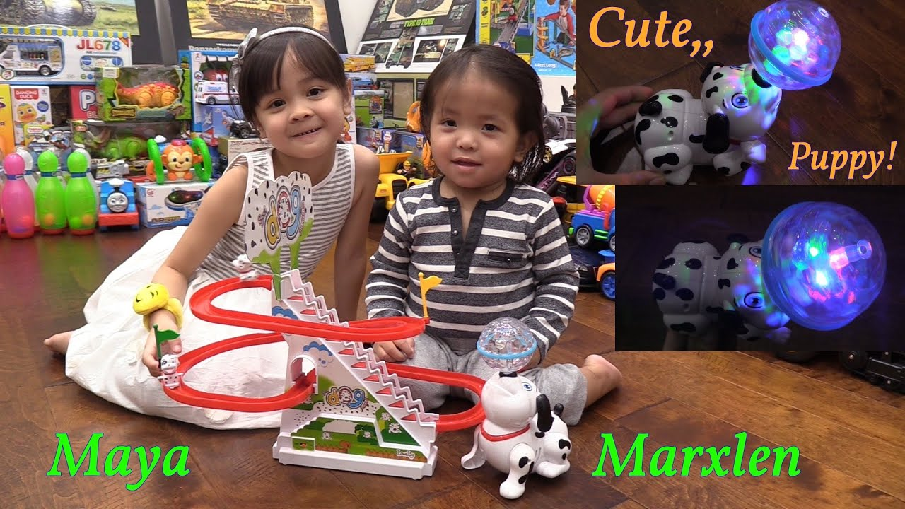 Awesome Toys for Toddlers and Kids Dalmatian Puppies Motorized