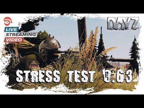 Stress test 0.63 [DayZ]